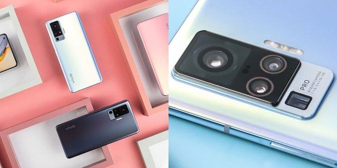 Handphone Terbaru Vivo V21 5G