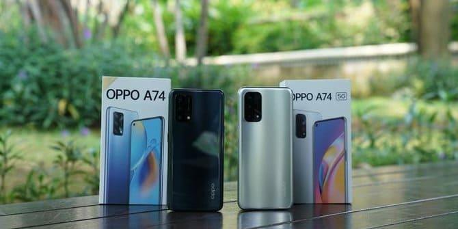 OPPO Memperkenalkan Produk 5G